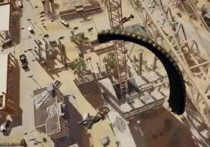 资讯生活绝地求生:沙漠地图跳伞还能这么玩啊