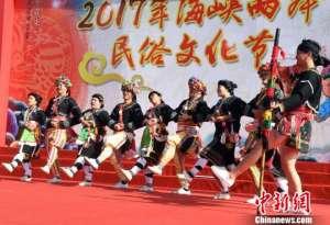 福州举办海峡两岸民俗文化节 魅力民俗闹元宵